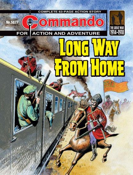 Commando November 28, 2017 00:00