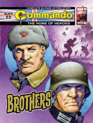 Commando Issue 5079