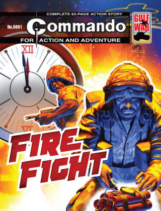 Commando Issue 5081
