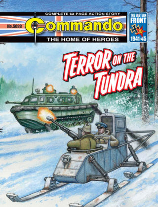 Commando Issue 5083