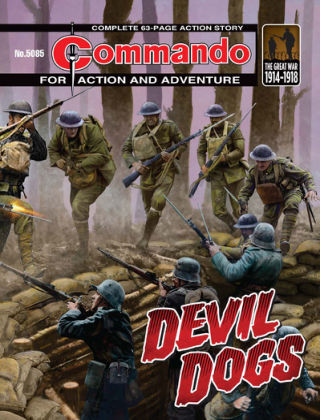 Commando Issue 5085