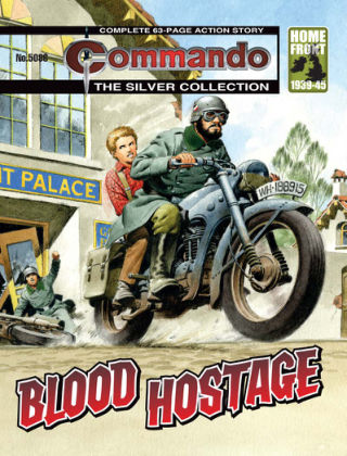 Commando Issue 5086