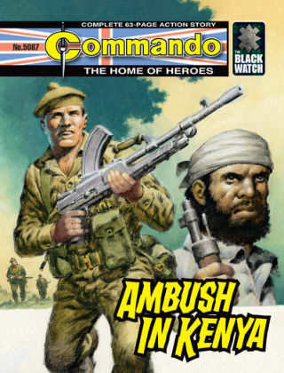 Commando Issue 5087