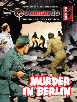 Commando Issue 5090