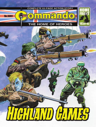 Commando Issue 5091