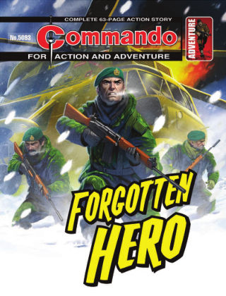 Commando Issue 5093