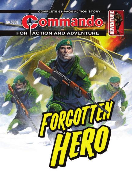 Commando January 23, 2018 00:00