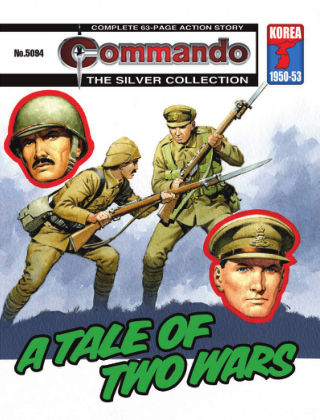 Commando Issue 5094