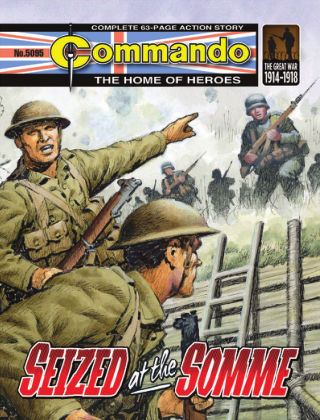 Commando Issue 5095