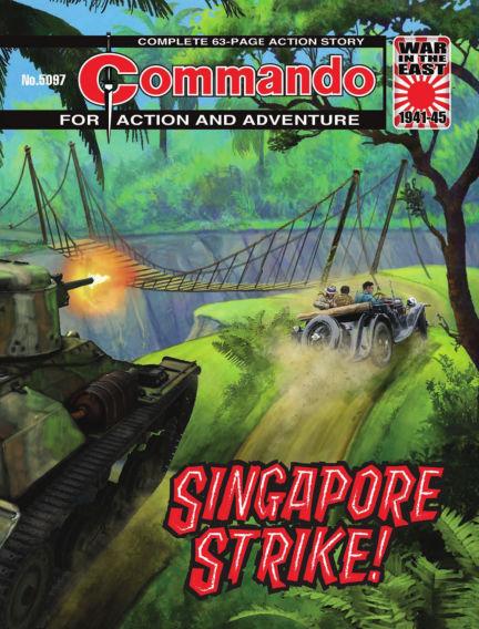 Commando February 06, 2018 00:00