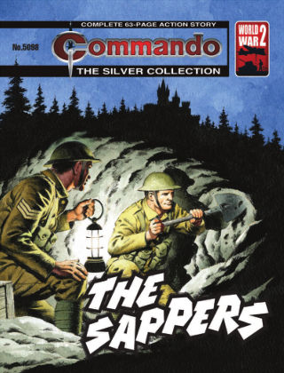 Commando Issue 5098