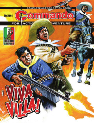 Commando Issue 5101