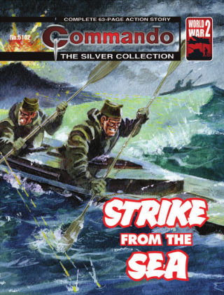 Commando Issue 5102