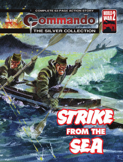 Commando February 20, 2018 00:00