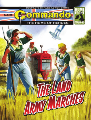 Commando Issue 5103