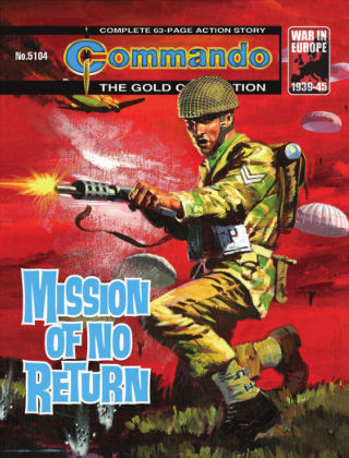 Commando Issue 5104