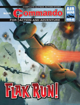 Commando Issue 5105
