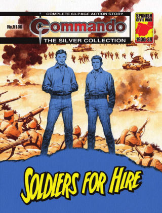 Commando Issue 5106