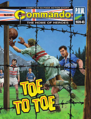 Commando Issue 5107