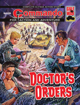 Commando Issue 5109