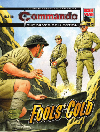 Commando Issue 5110