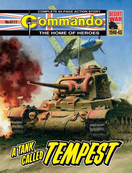 Commando April 03, 2018 00:00