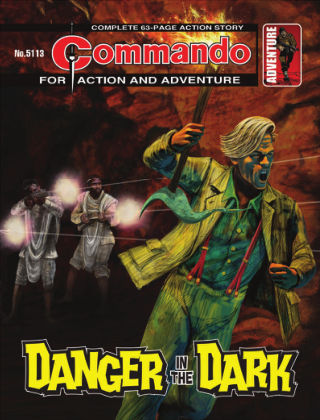 Commando Issue 5113