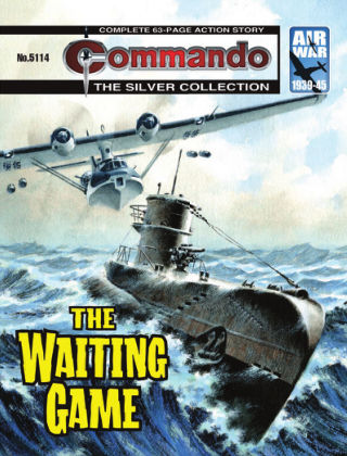 Commando Issue 5114