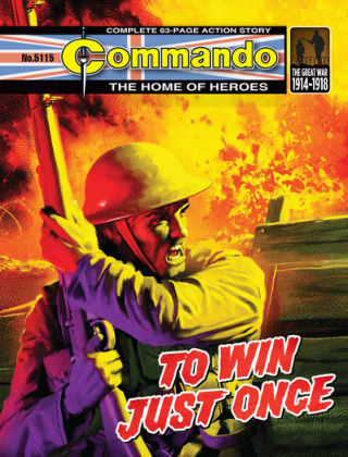 Commando Issue 5115