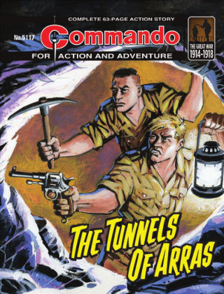 Commando Issue 5117