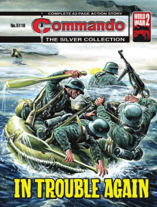 Commando Issue 5118