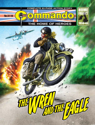 Commando Issue 5119