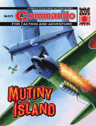Commando Issue 5121