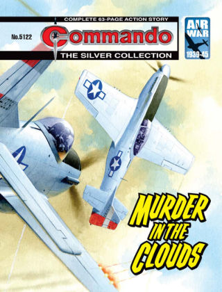 Commando Issue 5122