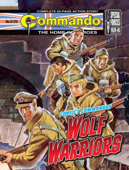 Commando May 15, 2018 00:00