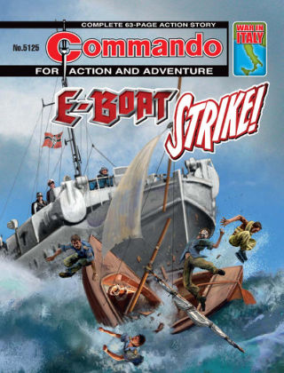 Commando Issue 5125