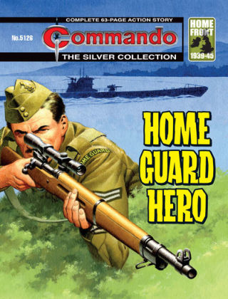 Commando Issue 5126