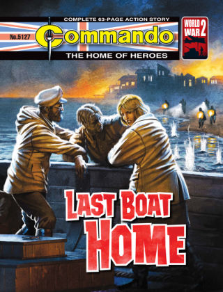 Commando Issue 5127
