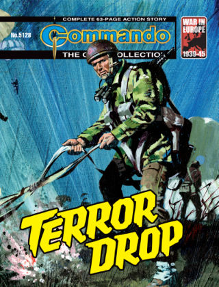 Commando Issue 5128