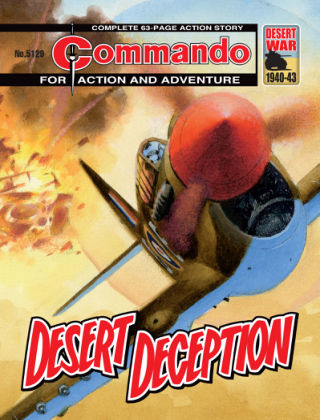 Commando Issue 5129