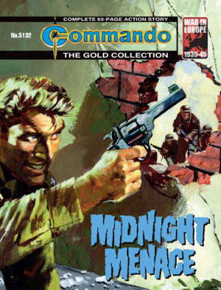 Commando Issue 5132