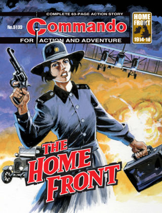 Commando Issue 5133