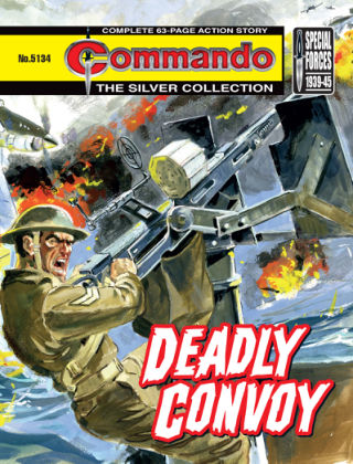 Commando Issue 5134