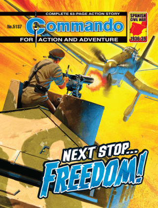 Commando Issue 5137