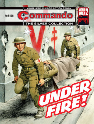 Commando Issue 5138