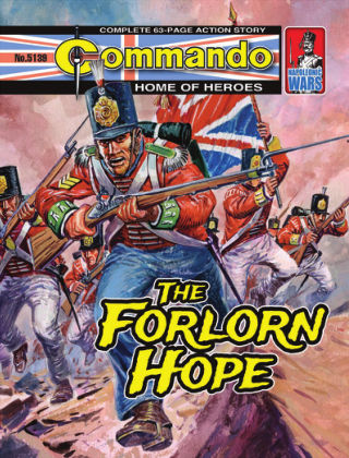 Commando Issue 5139