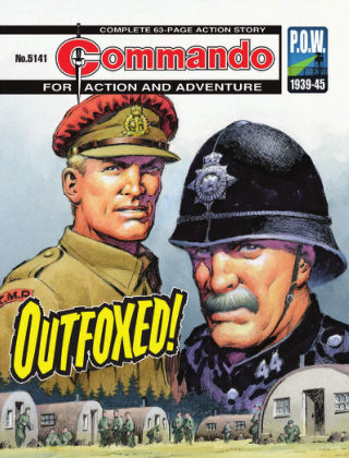 Commando Issue 5141