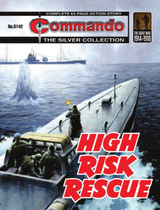 Commando Issue 5142