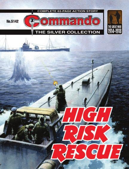 Commando July 10, 2018 00:00