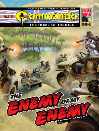 Commando Issue 5143